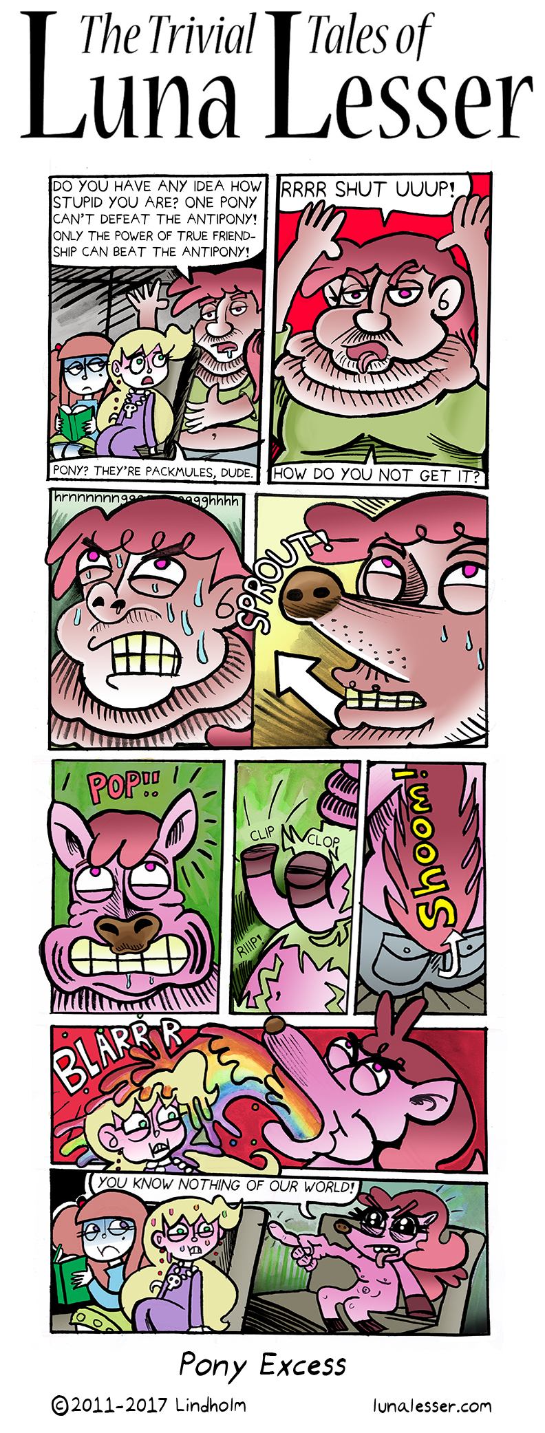 31. Pony Excess Page 2