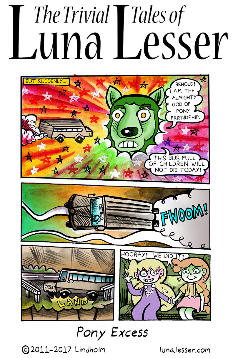 36. Pony Excess Page 7