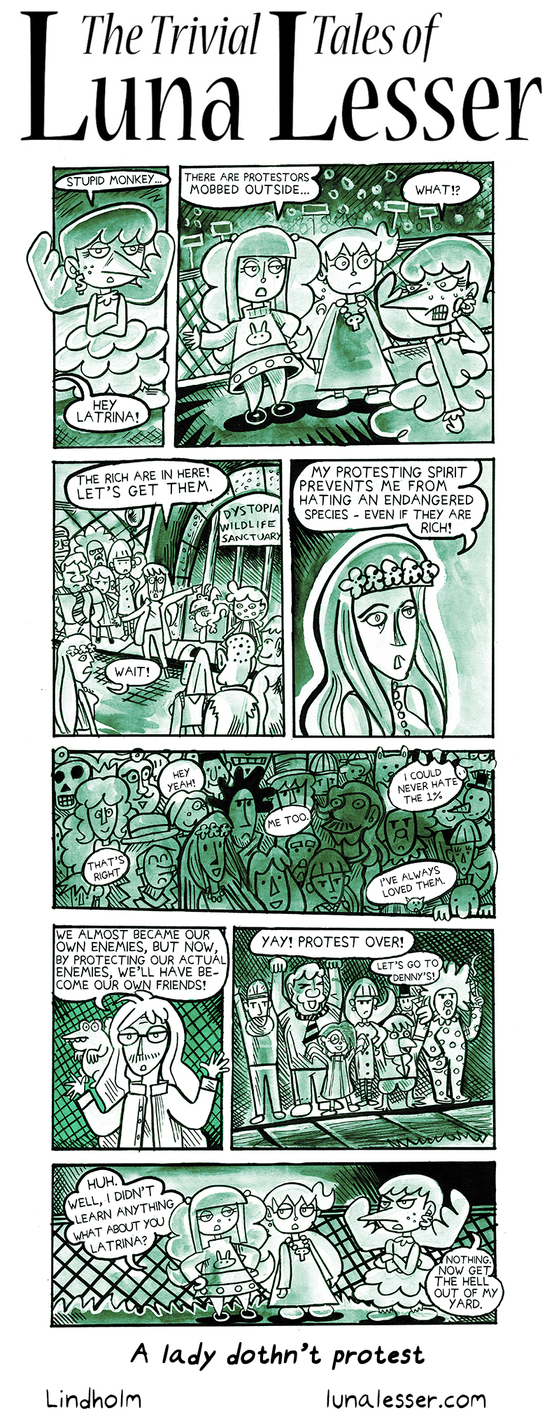 49. A Lady Doth Protest  Page 3