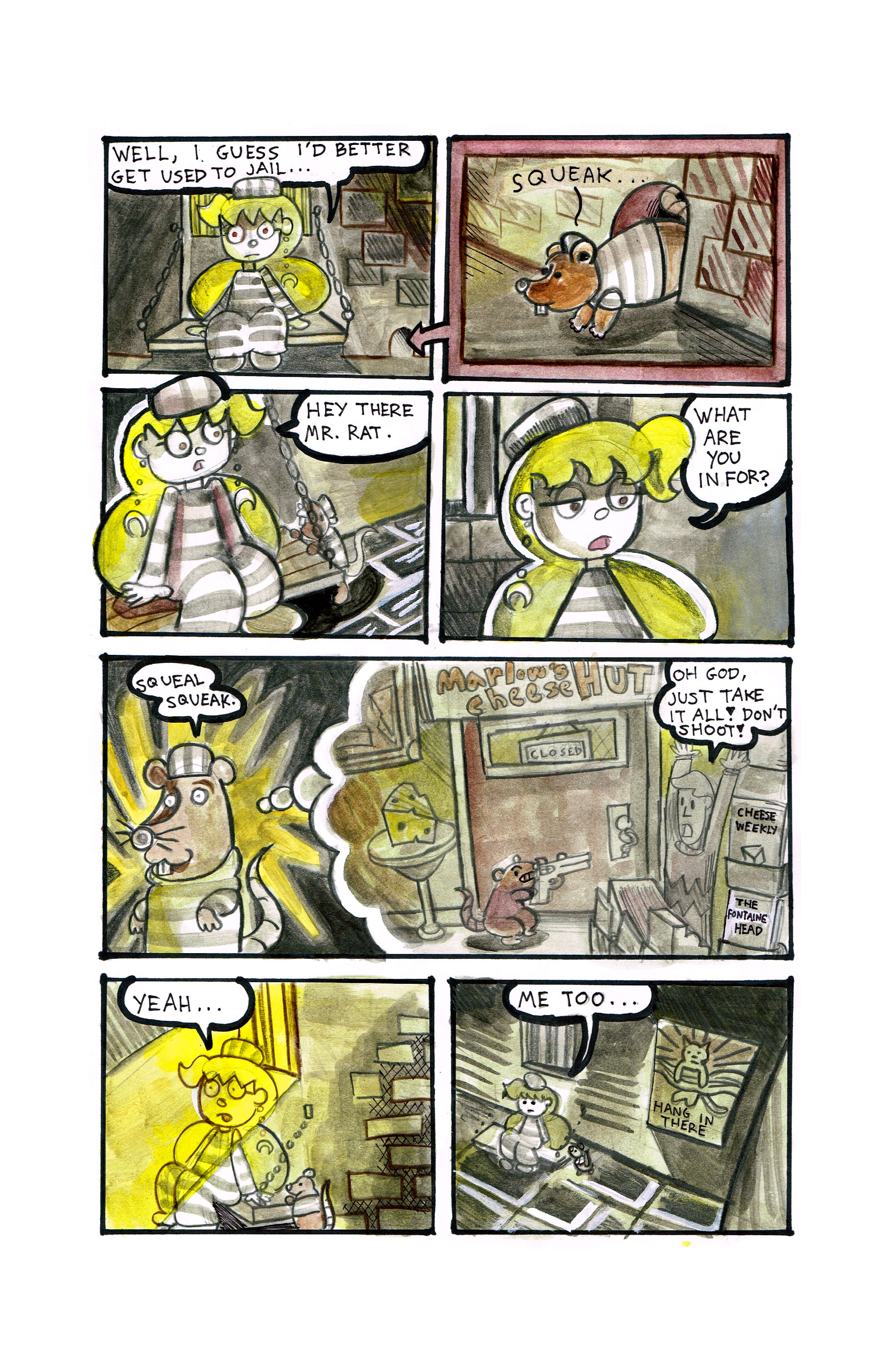 75. How I Spent My Slammer Vacation Page 2