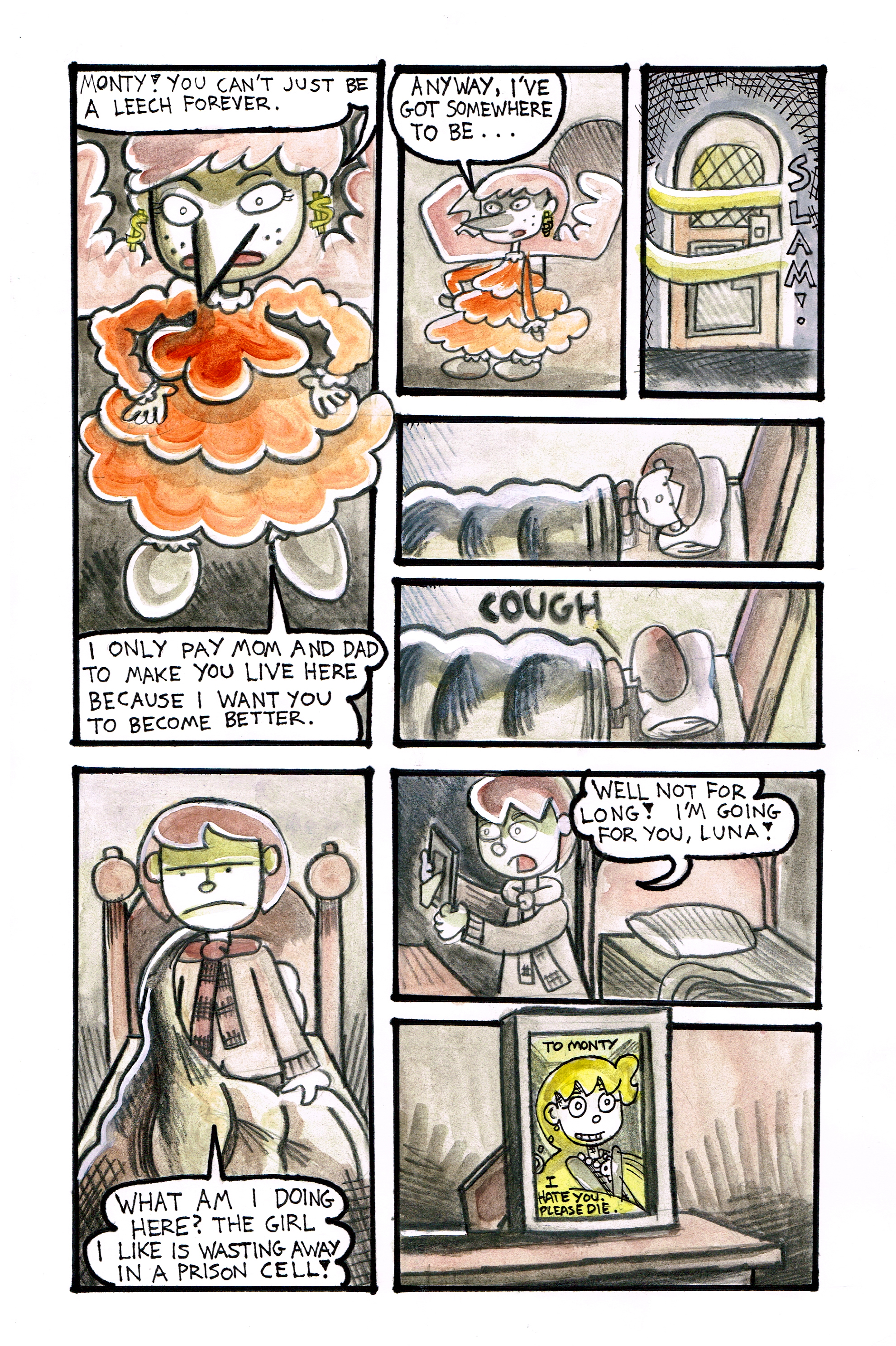 77. How I Spent My Slammer Vacation Page 4