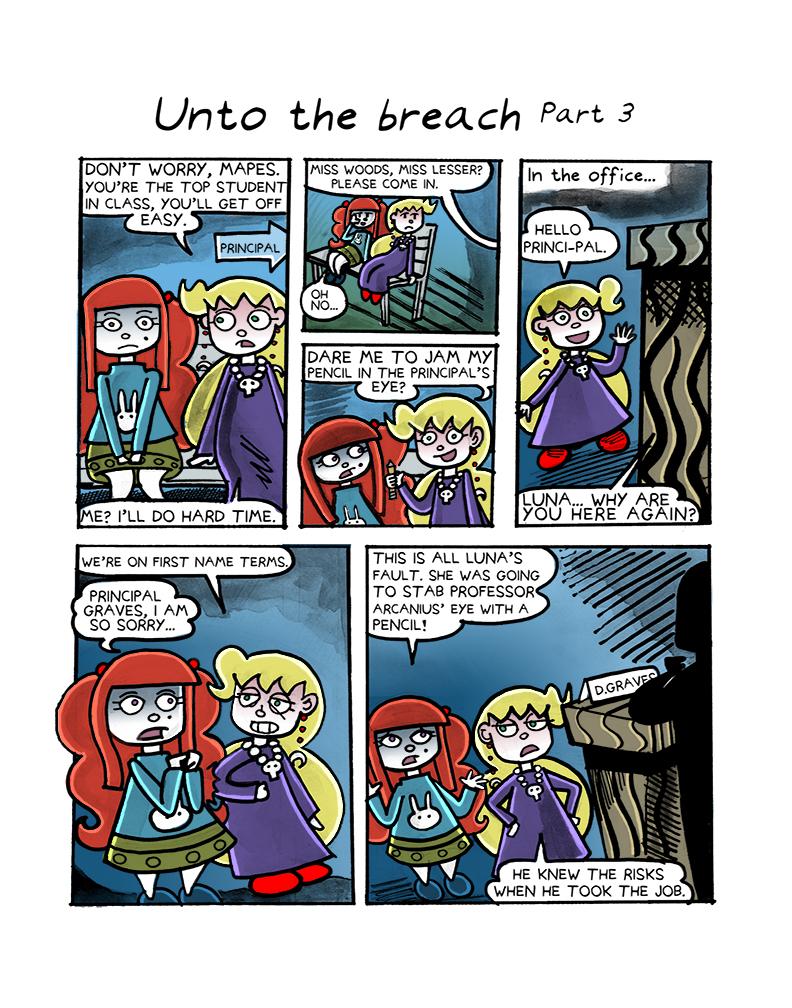1.22 Unto the breach (3/3)