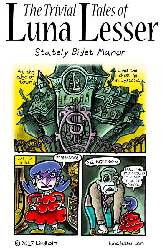 2.1 Stately Bidet Manor