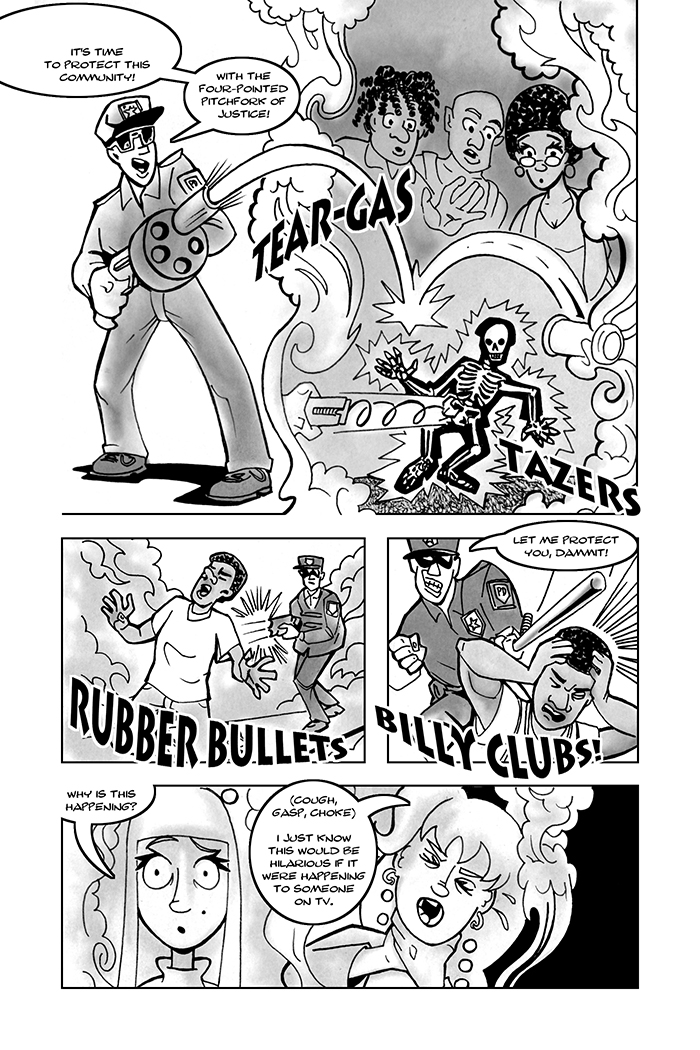 (guest) Big Trouble in Little Ferguson (3/4)
